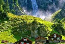Волшебные пейзажи