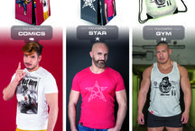 """Latest ISSUE / Portiamo l'Edizione Limitata ad un livello superiore  -  We bring the Limited Edition to a higher level. To maintain the exclusivity of MyLittleRok, our """"issue"""" are made in a limited edition for our subscribers around the world. MyLittleRok is a t-shirt, a polo or a tank-top every month new and exclusive, only produced for subscribers. Take a look at the website."""