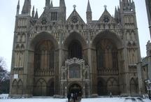 katedrály, kostely