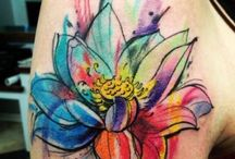 Tattoos / by Erika Blake