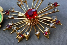 Vintage/Antique Brooches / by Gigi Fine