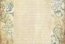 Stationary paper