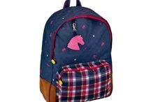Horse Bags / Wonderful range of horse bags for adult horse lovers and school bags for the younger pony lover. All available at www.thehorsediva.co.uk