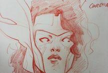 SaraPichelli  Marvel's Queen