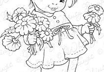 fiú-lány rajz