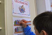 biblioteca de aula
