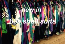 80s shell suits / 80s shell suits