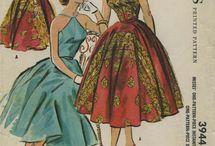 Sewing :: Textiles : Border prints