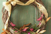 Wreaths / by Ruth Speight