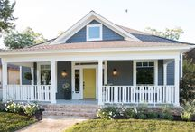 Porch and Front Door Renovation Ideas