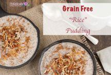 Paleo sweets - pudding/yogurt