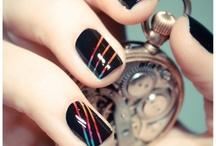 Ideas para tus uñas / Ideas con esmaltes para lucir unas uñas elegantes para cualquier ocasión.