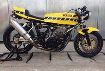 Yamaha Speed Block Design