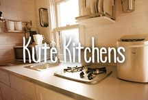 Kute Kitchens / So much love for these kitchens and their kitchen-y awesomeness. / by FYI TV