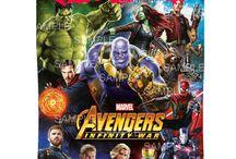 Avengers Infinity War Birthday Supplies