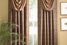 window treatments / by Su Seb