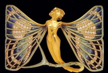 Art Nouveau / One of the most beautiful periods in history...I love everything Art Nouveau! / by Mary-Ellen