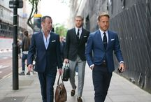 Menswear Suit Inspiration
