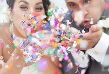 Foto s bruiloft