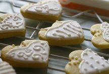 my sugar cookies / by Haianh Tran
