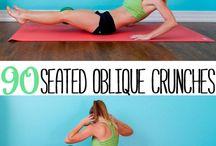 Zdrowie i fitness - brzucho