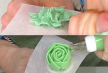 cake decoration to veganize