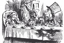 Party- Alice In Wonderland / by Cori Abbott
