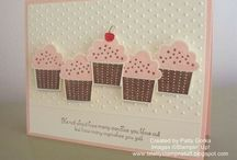 Cupcake Stamps/Punch
