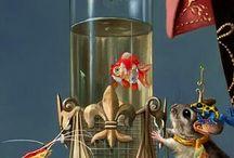 Whimsical Art / by Annette Nowicki