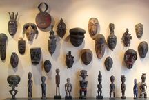 African Tribal Art / African artworks