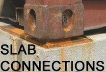 Slab connection