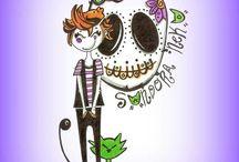 Mi logo por Lookel Moonera