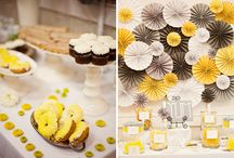 Wedding ideas • Decor Themes