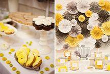 Wedding ideas • Decor Themes