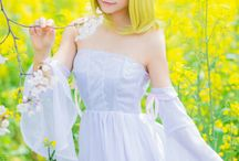 """Cosplay """"The seven deadly sins"""""""