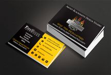 Business & Rack Cards / Business and rack cards designed by Beach Pea Design
