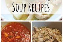 Cookbook: Soups & Sauces