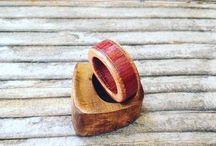 Aclan Atrek - Wooden Jewelry / Handmade raw wood crafts  www.rawoodart.com