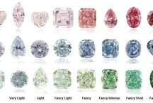 Fancy Color Diamonds / Fancy Pinks, Yellows, Blues and More!