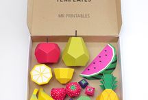 Kids craft projects / by Lyndsey James