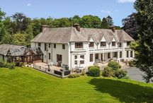 COUNTRY PROPERTY - luxury living accommodation / elegant properties