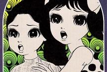 Illustration_KazuoUmezu / creepy beauty.
