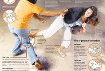 Self Defense & Combat Tactics. / Protect yourself