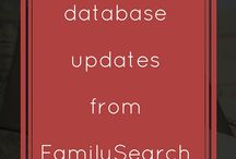 Latest Database Updates / Find out the latest family history database updates from the popular research sites! #genealogy