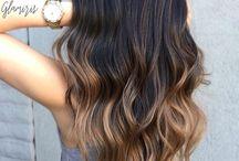 Colori dei capelli