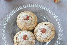 Biscuit noisette pralin
