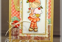 Whimsy and Stars Studio cards I {heart}