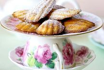 Madeleines / For the love of baking ...