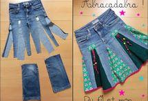 Z jeansów