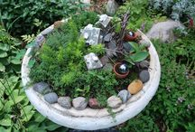 Gardens and flowers / by Rhiannan Kristina